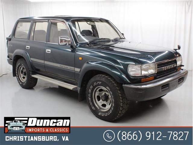 1993 Toyota Land Cruiser FJ (CC-1442541) for sale in Christiansburg, Virginia