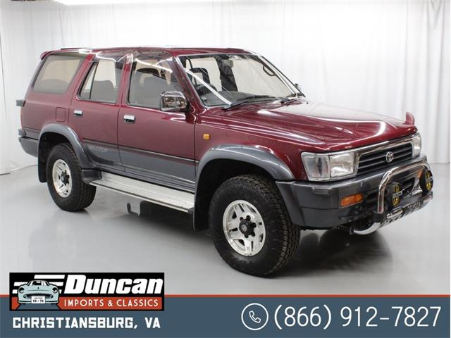 1992 Toyota Hilux (CC-1442544) for sale in Christiansburg, Virginia