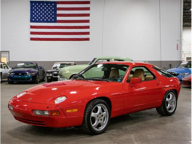 1988 Porsche 928 (CC-1442545) for sale in Kentwood, Michigan