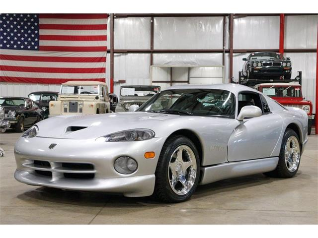 1998 Dodge Viper (CC-1442550) for sale in Kentwood, Michigan
