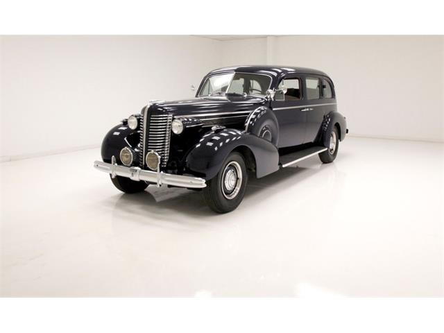 1938 Buick Limited (CC-1442551) for sale in Morgantown, Pennsylvania