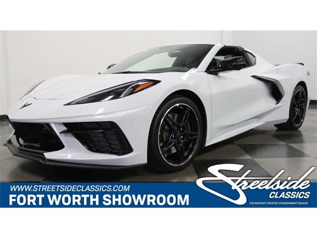 2021 Chevrolet Corvette (CC-1442556) for sale in Ft Worth, Texas
