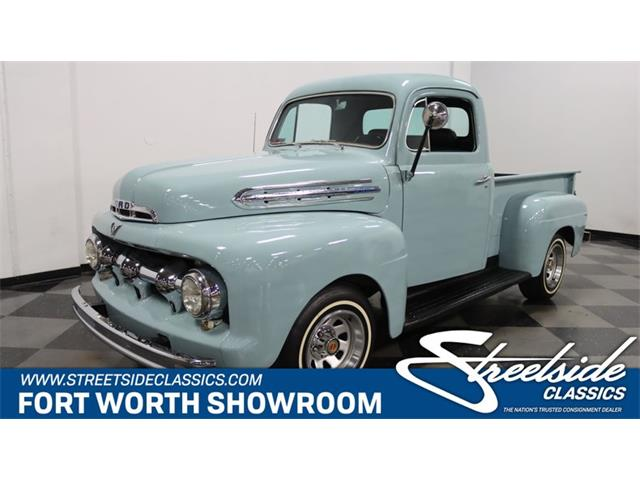 1951 Ford F1 (CC-1442558) for sale in Ft Worth, Texas
