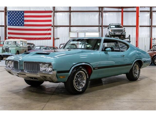 1970 Oldsmobile Cutlass (CC-1442559) for sale in Kentwood, Michigan