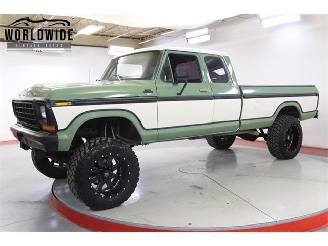1979 Ford F250 (CC-1442563) for sale in Denver , Colorado