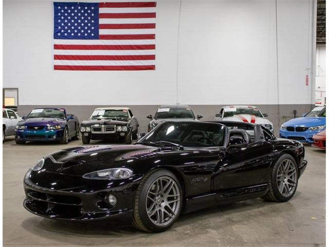 2000 Dodge Viper (CC-1442566) for sale in Kentwood, Michigan