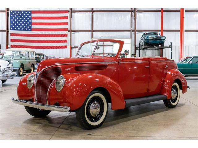 1938 Ford Cabriolet (CC-1442567) for sale in Kentwood, Michigan
