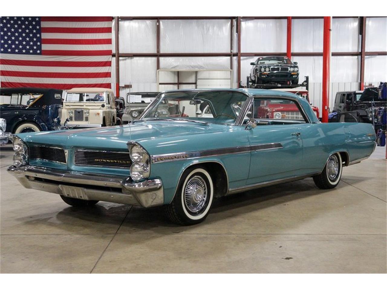 1963 Pontiac Bonneville (CC-1442570) for sale in Kentwood, Michigan