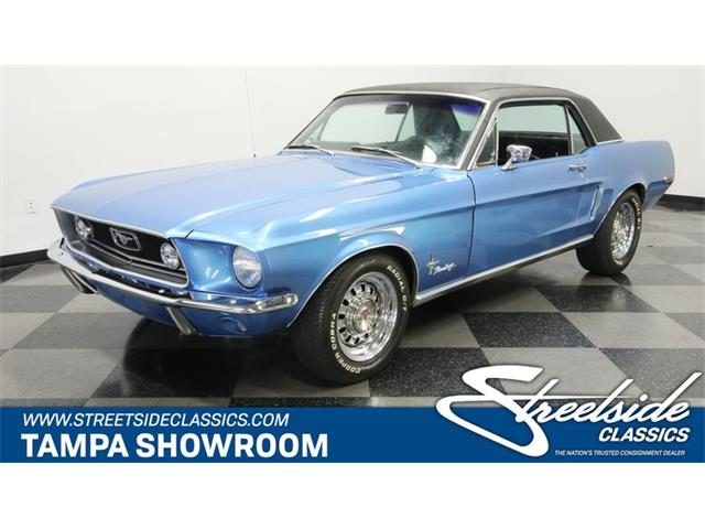 1968 Ford Mustang (CC-1442576) for sale in Lutz, Florida