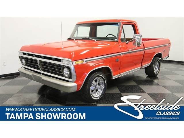 1973 Ford F100 (CC-1442587) for sale in Lutz, Florida