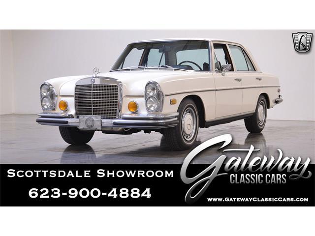 1972 Mercedes-Benz 280SE (CC-1440259) for sale in O'Fallon, Illinois