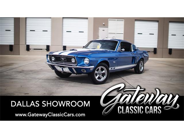 1968 Ford Mustang (CC-1442590) for sale in O'Fallon, Illinois