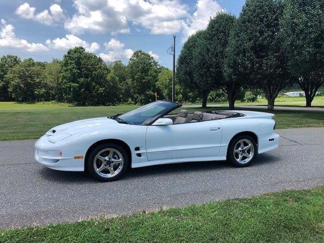 2001 Pontiac Firebird (CC-1442596) for sale in Greensboro, North Carolina