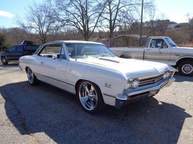 1967 Chevrolet Chevelle (CC-1442597) for sale in Greensboro, North Carolina