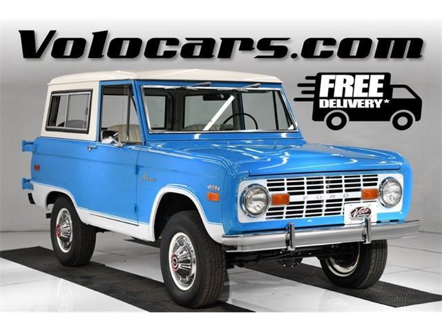 1970 Ford Bronco (CC-1442599) for sale in Volo, Illinois