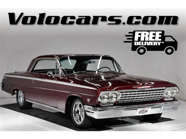 1962 Chevrolet Impala (CC-1442602) for sale in Volo, Illinois