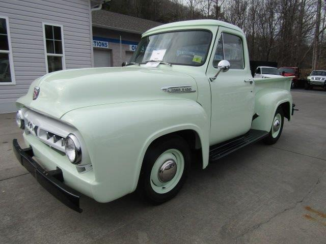 1953 Ford F100 (CC-1442608) for sale in Greensboro, North Carolina