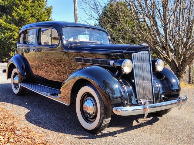 1937 Packard Six (CC-1442610) for sale in Greensboro, North Carolina