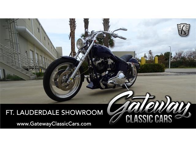2002 Custom Motorcycle (CC-1442612) for sale in O'Fallon, Illinois