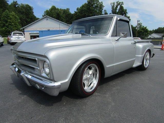 1967 Chevrolet C/K 10 (CC-1442613) for sale in Greensboro, North Carolina