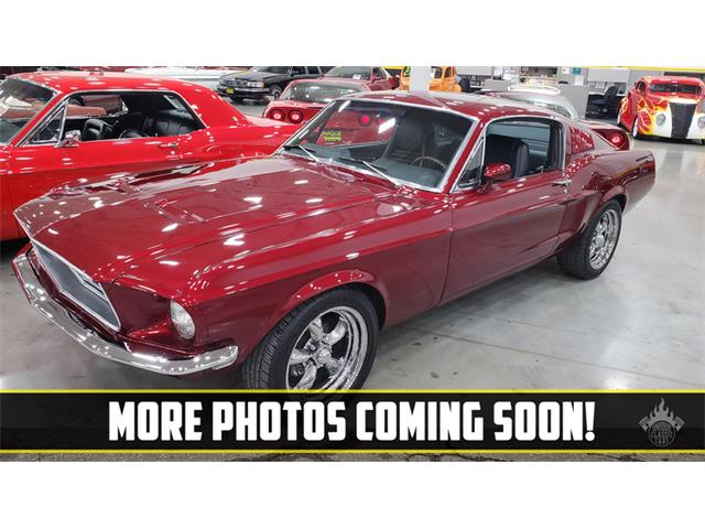 1968 Ford Mustang (CC-1442614) for sale in Mankato, Minnesota