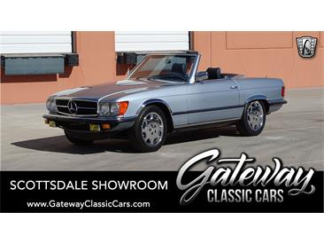 1983 Mercedes-Benz 380SL (CC-1440262) for sale in O'Fallon, Illinois