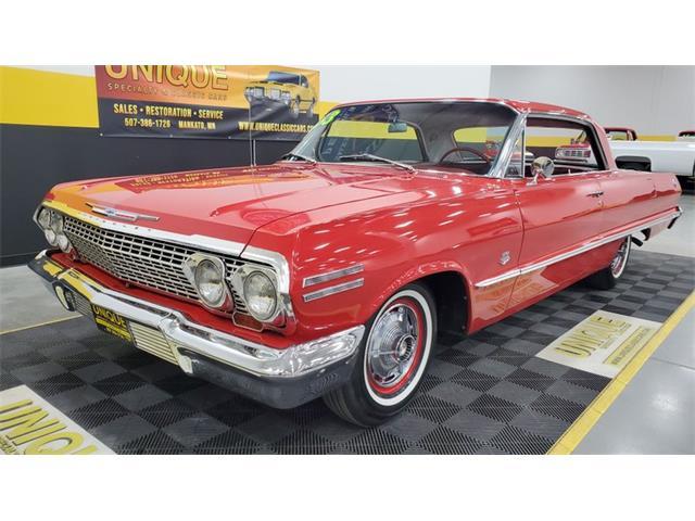 1963 Chevrolet Impala (CC-1442623) for sale in Mankato, Minnesota
