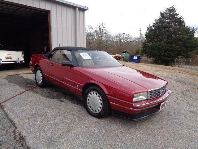 1993 Cadillac Allante (CC-1442624) for sale in Greensboro, North Carolina