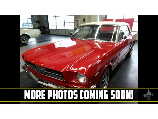 1965 Ford Mustang (CC-1442625) for sale in Mankato, Minnesota