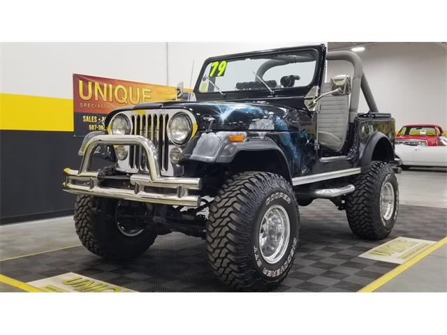 1979 Jeep CJ7 (CC-1442627) for sale in Mankato, Minnesota