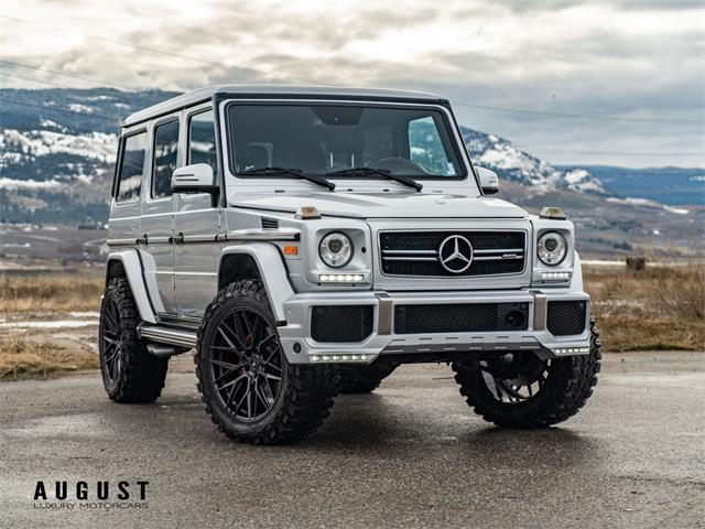 2016 Mercedes-Benz G-Class (CC-1442632) for sale in Kelowna, British Columbia