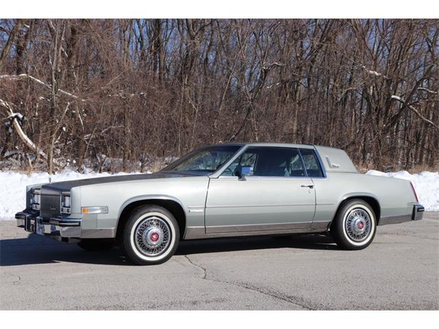 1983 Cadillac Eldorado (CC-1442638) for sale in Alsip, Illinois