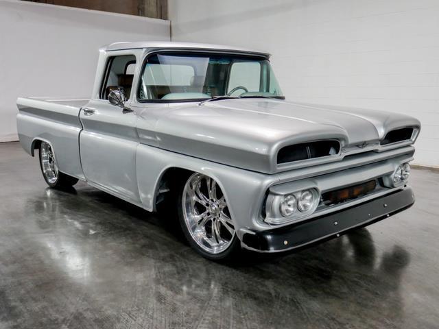 1960 Chevrolet Custom (CC-1442640) for sale in Jackson, Mississippi