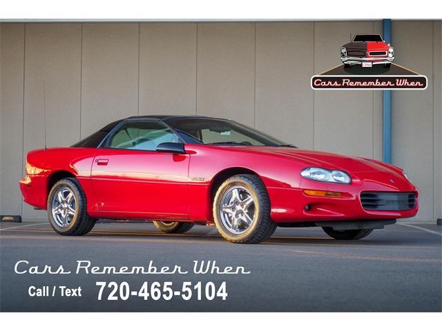 1999 Chevrolet Camaro (CC-1442659) for sale in Englewood, Colorado