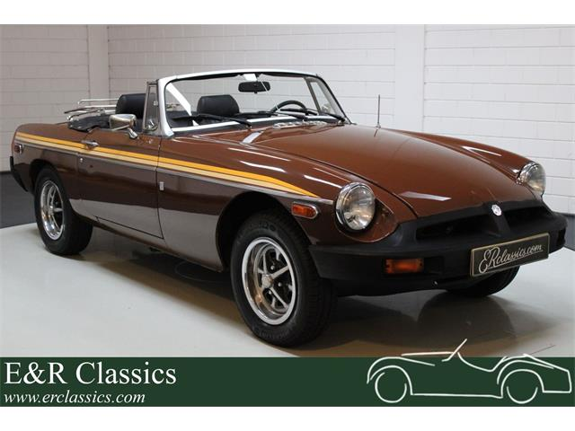 1978 MG MGB (CC-1440267) for sale in Waalwijk, [nl] Pays-Bas