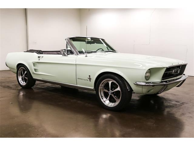 1967 Ford Mustang (CC-1442680) for sale in Sherman, Texas