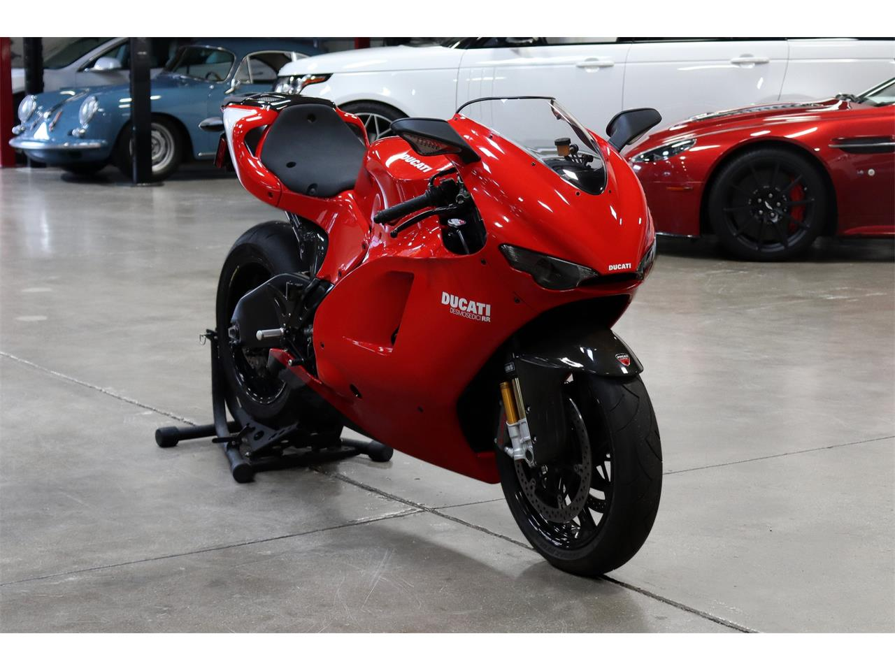 2008 Ducati Motorcycle (CC-1442685) for sale in San Carlos, California