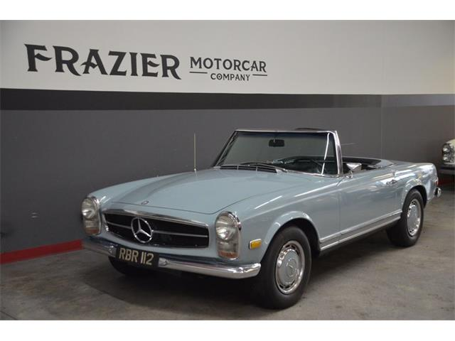 1968 Mercedes-Benz 280SL (CC-1442695) for sale in Lebanon, Tennessee
