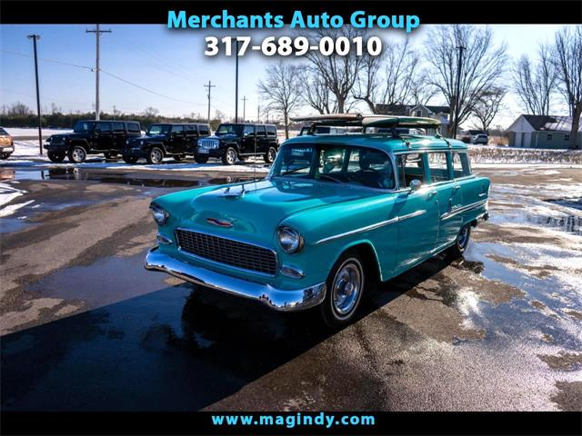 1955 Chevrolet Bel Air (CC-1442722) for sale in Cicero, Indiana