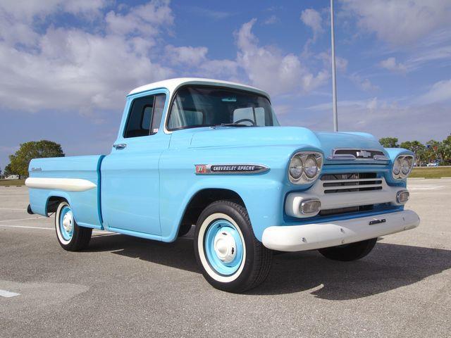 1959 Chevrolet Apache (CC-1442731) for sale in Lakeland, Florida