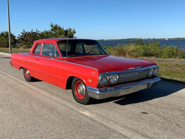 1963 Chevrolet Biscayne (CC-1442732) for sale in Lakeland, Florida