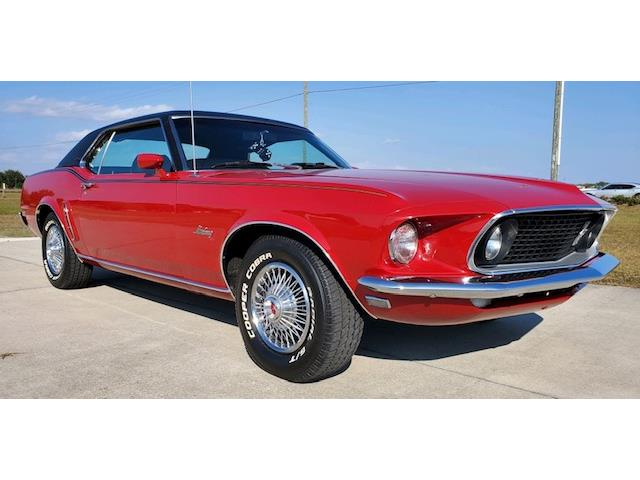 1969 Ford Mustang (CC-1442734) for sale in Lakeland, Florida