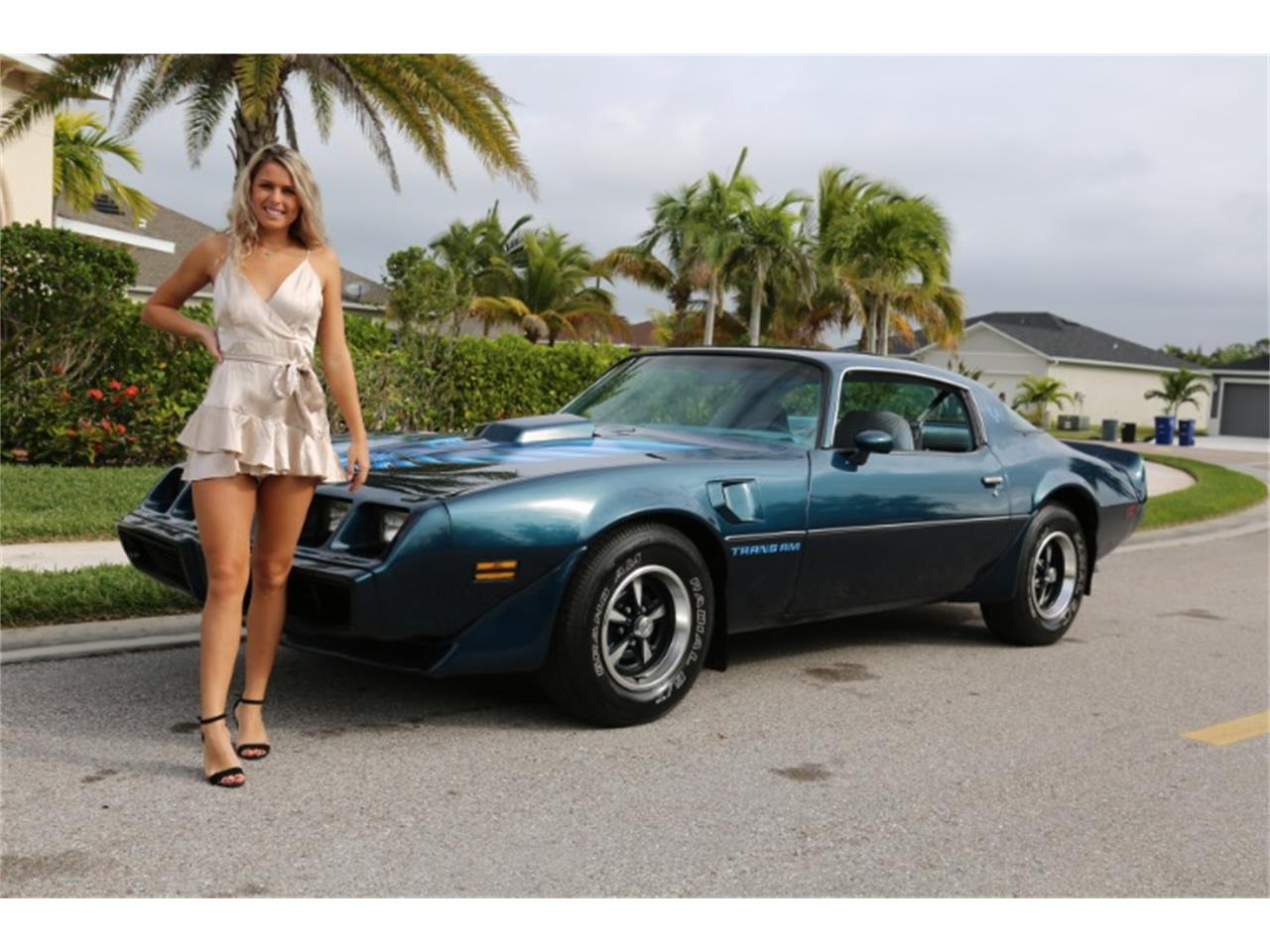 1979 Pontiac Firebird Trans Am (CC-1442742) for sale in Fort Myers, Florida