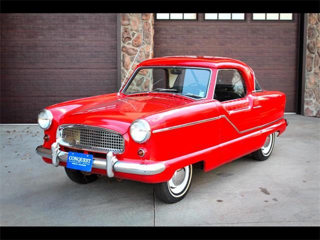 1957 Nash Metropolitan (CC-1442745) for sale in Greeley, Colorado