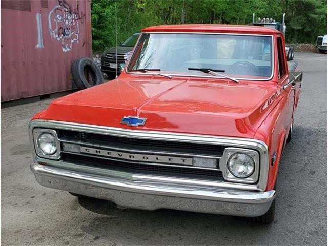1970 Chevrolet C10 (CC-1442747) for sale in Uxbridge, Massachusetts