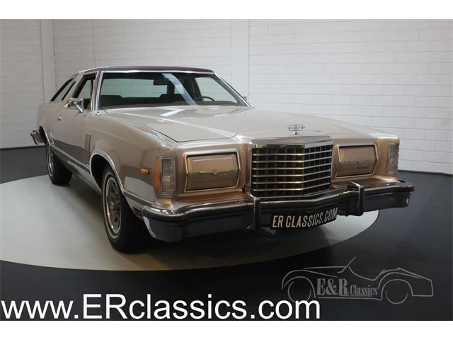 1978 Ford Thunderbird (CC-1442751) for sale in Waalwijk, Noord Brabant