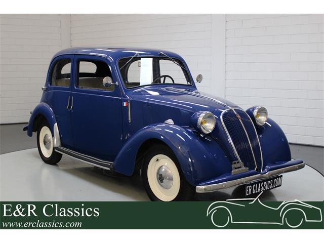 1937 Simca 8 (CC-1442752) for sale in Waalwijk, Noord Brabant