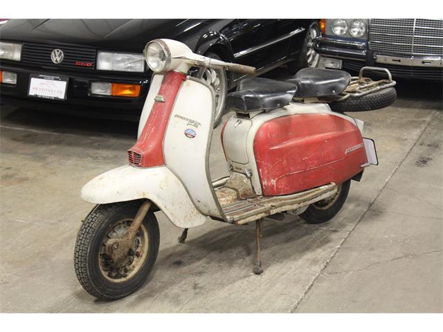1963 Lambretta Scooter (CC-1442761) for sale in CLEVELAND, Ohio