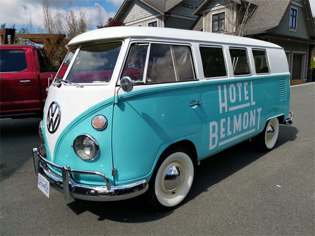 1967 Volkswagen Type 2 (CC-1442765) for sale in Vancouver, British Columbia