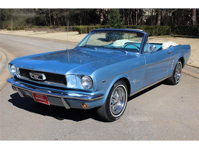 1966 Ford Mustang (CC-1442766) for sale in Roswell, Georgia
